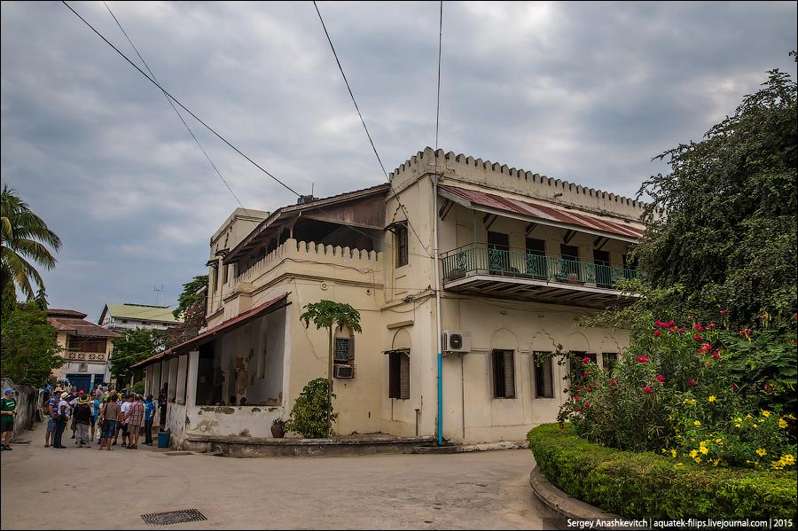 Занзибар, июнь 2015