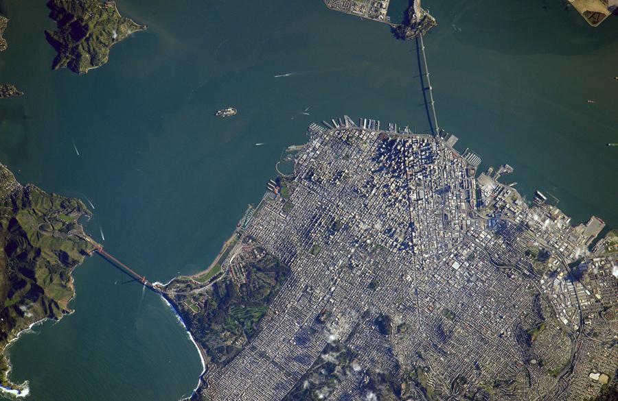 Сан-Франциско.