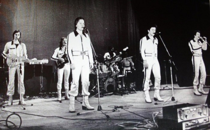 Валерий Кипелов и Николай Расторгуев