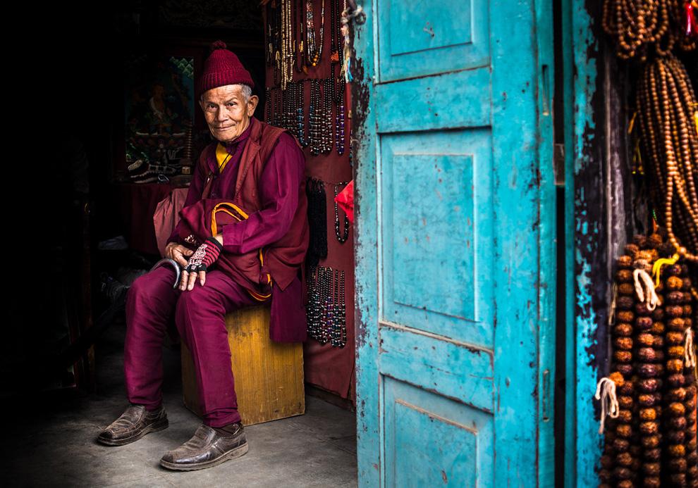 Бхактапур, Непал. Категория: Люди.