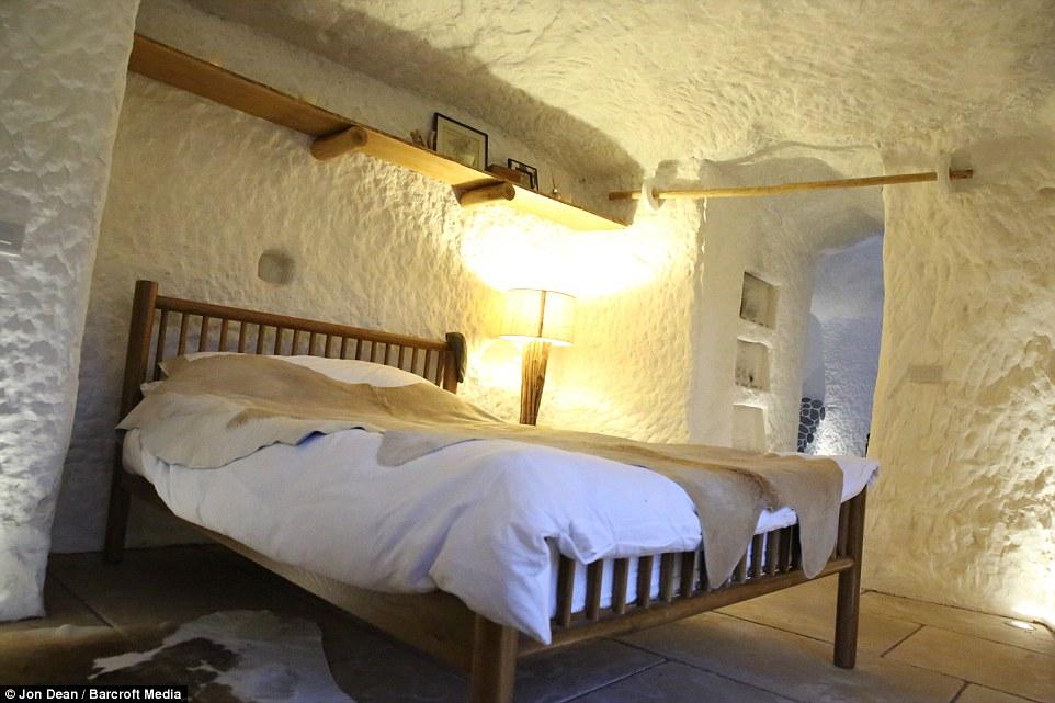 Квартира в пещере