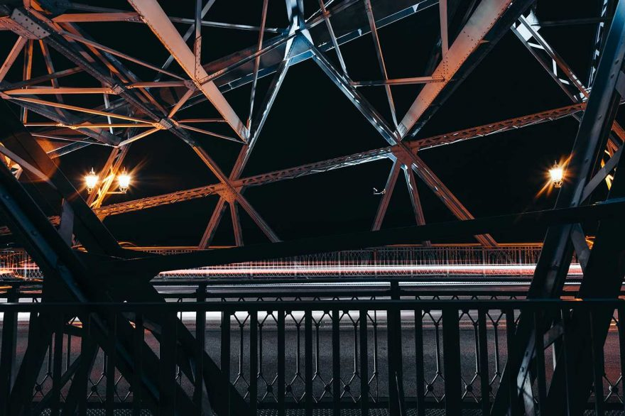 Городская архитектура Берлина и Дрездена от Симона Александра