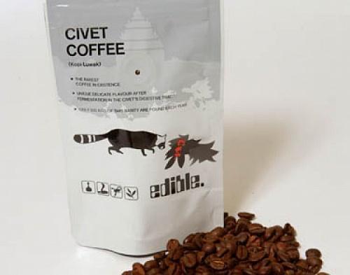 Как производят самый дорогой в мире кофе