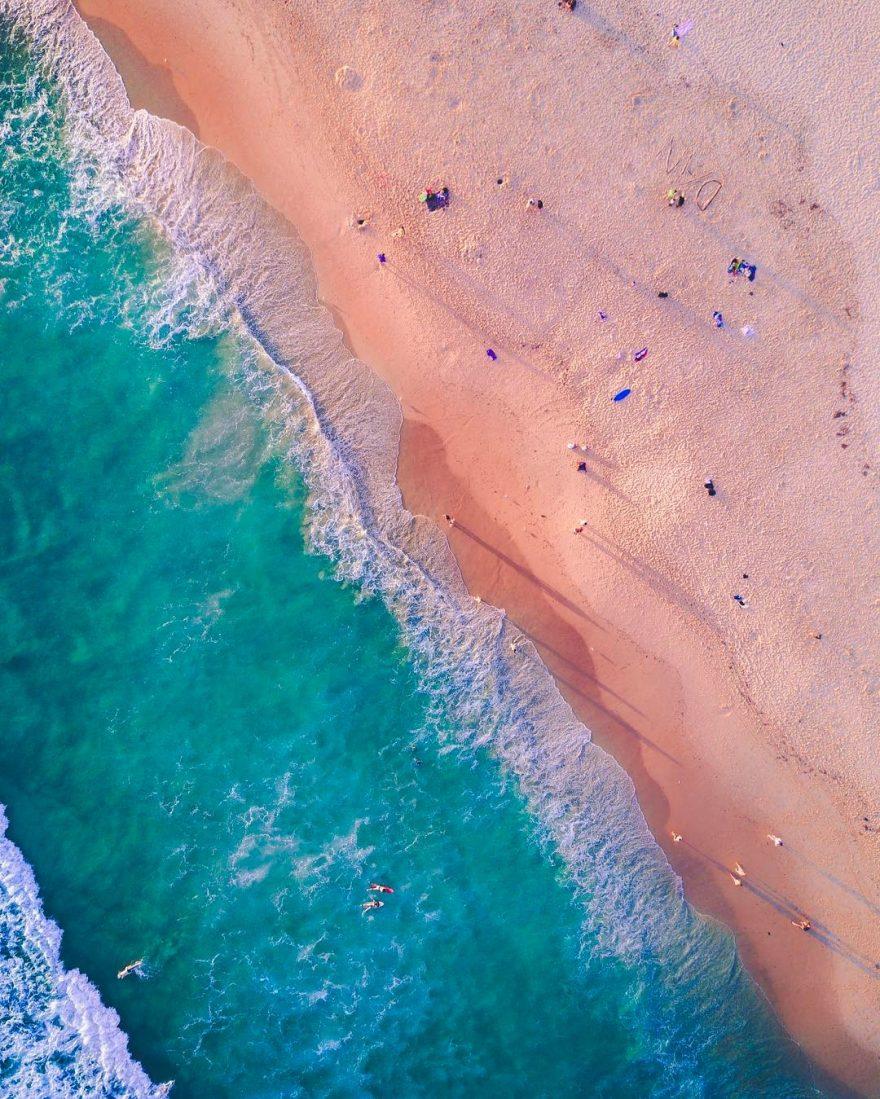 Невероятные фотографии с дрона от Пэта Кея
