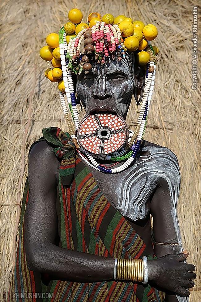 «Мир в лицах»: Невероятные портреты людей, которые живут в самых отдаленных уголках Земли