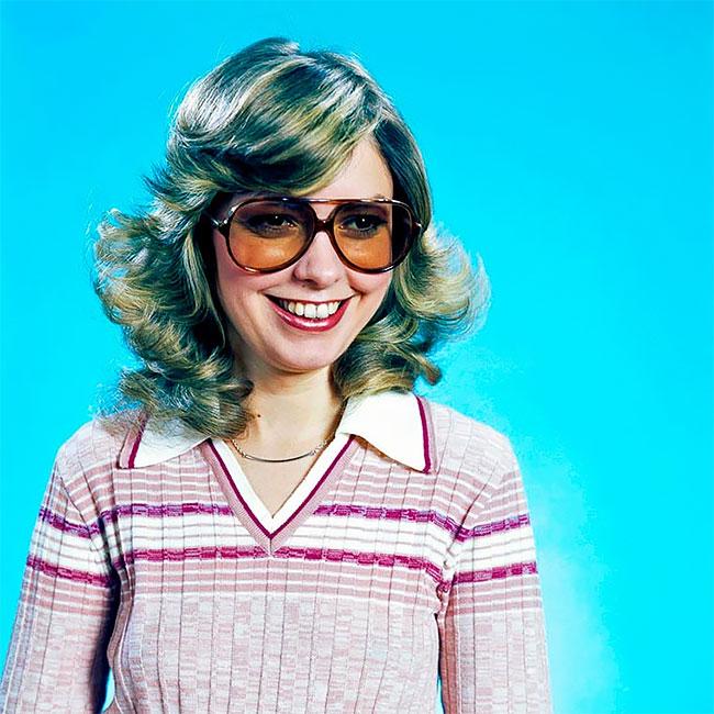 Стильные винтажные фотографии 70-х годов