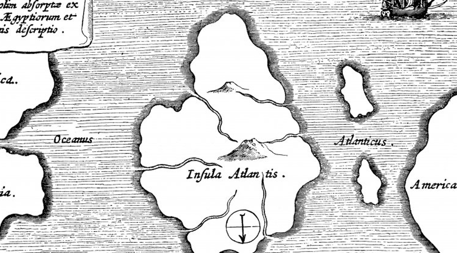 Что на самом деле произошло с загадочной Атлантидой