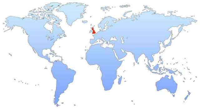 10 самых больших островов в мире