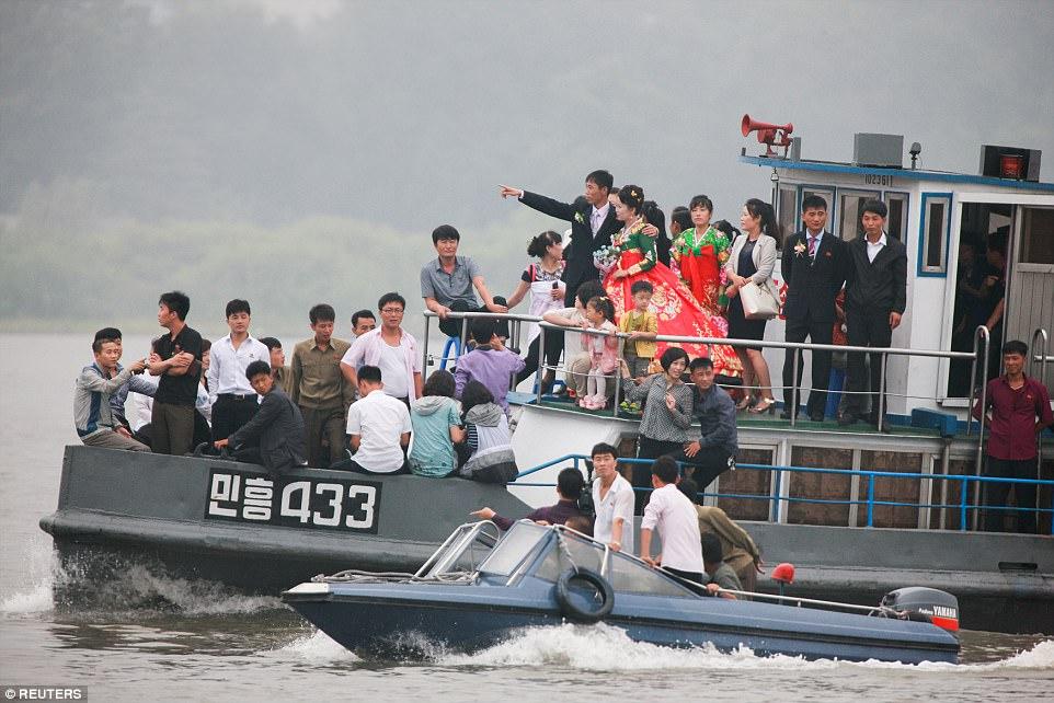 На краю бездны: Северная Корея и США