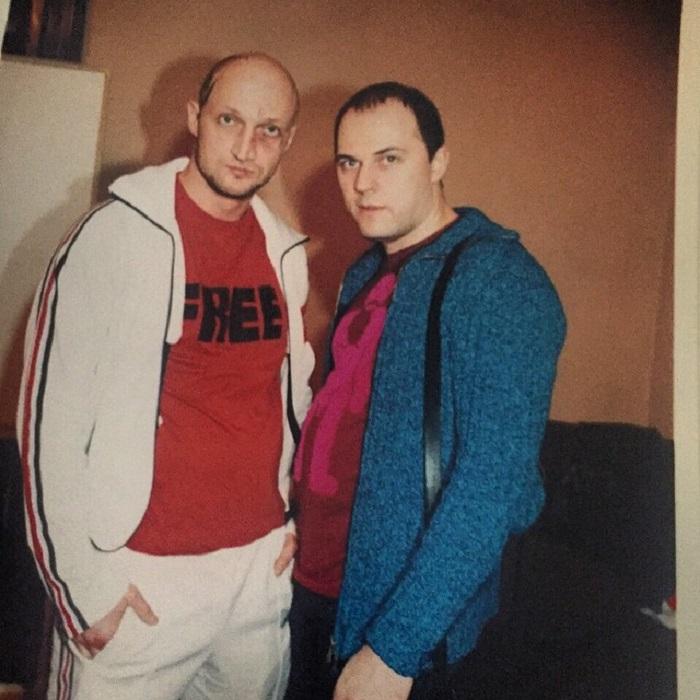 Российские знаменитости в 90-х годах