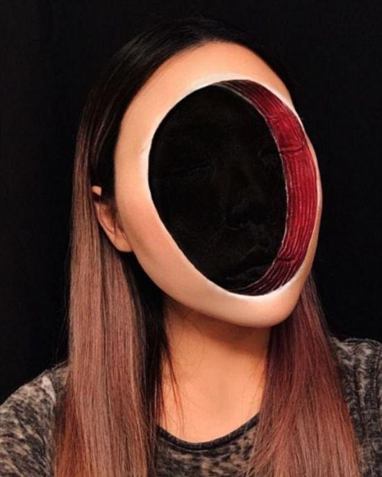 Невероятные образы и оптические иллюзии от визажиста Мими Чой