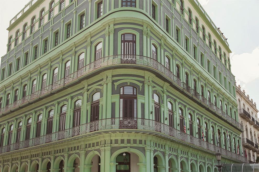 Цветная архитектура разных стран от Сальвадора Куэва