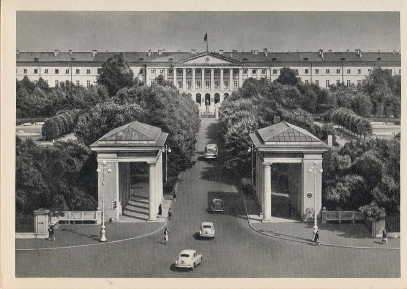Коллекция открыток: Ленинград 1965 год