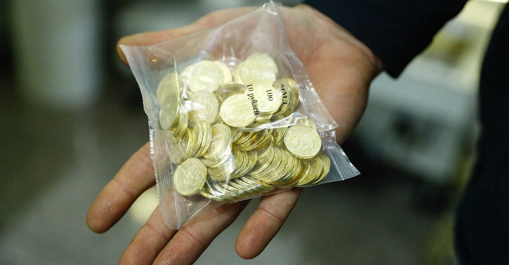 Как в России делают деньги