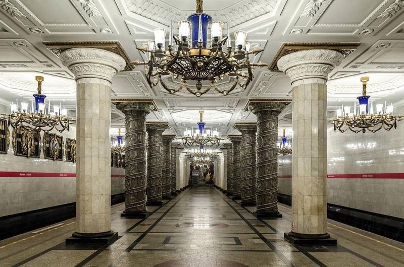 Станция «Автово».