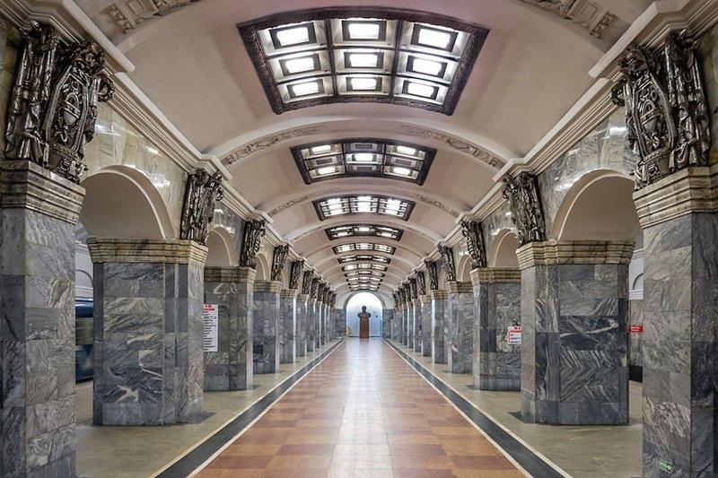 Станция «Кировский завод»