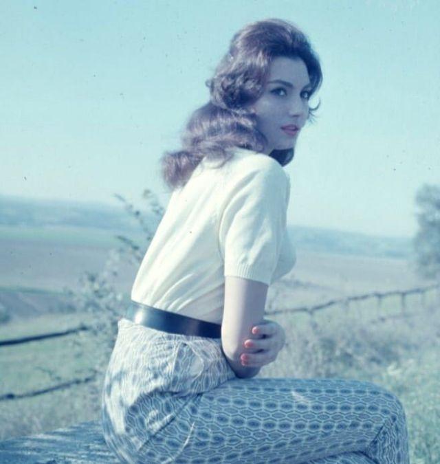 Итальянская классика: фотографии Розанны Скьяффино в 1950-60-х годах