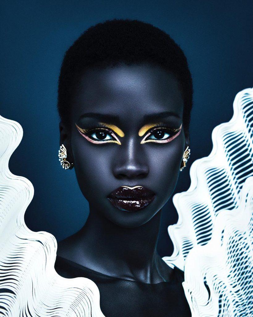 Яркие фотографии моды и гламура Дезире Мэттссона
