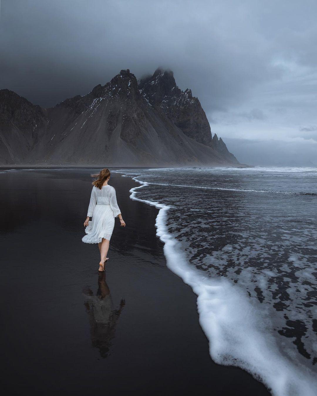 Эта женщина бросает работу, чтобы осуществить свою мечту о путешествиях, и вот где она была