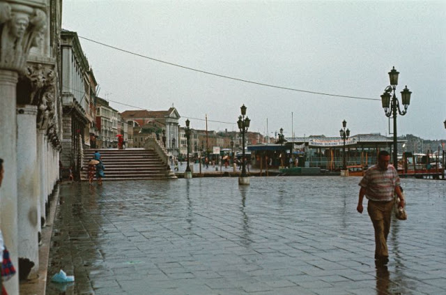 Фотографии Венеции начала 1970-х годов