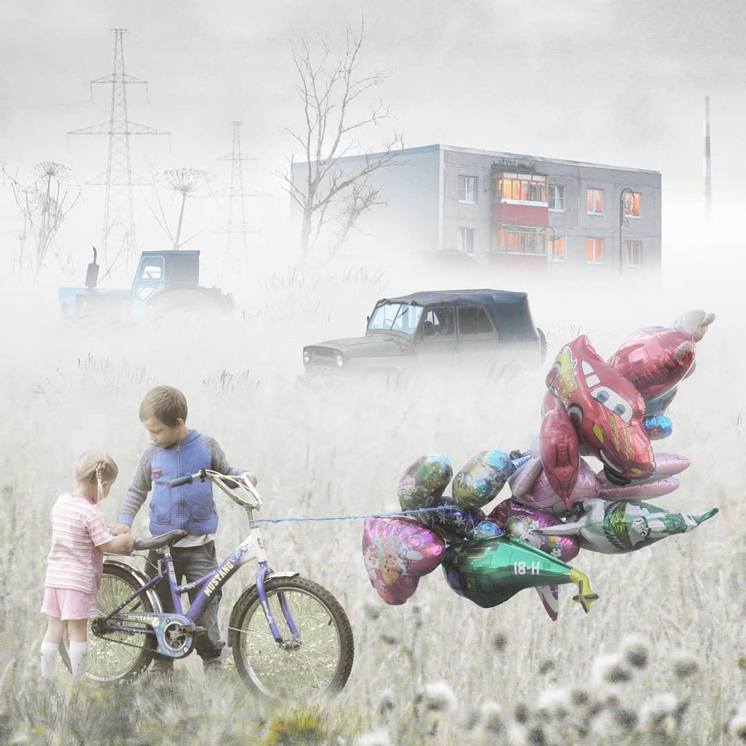 «Пустота»: экзистенциальная Россия в сюрреалистических произведениях Ксении Гудковой