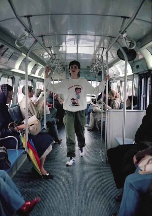 Фотографии Мадонны, сделанные ее бойфрендом Дэном Гилроем в Нью-Йорке в 1979 году