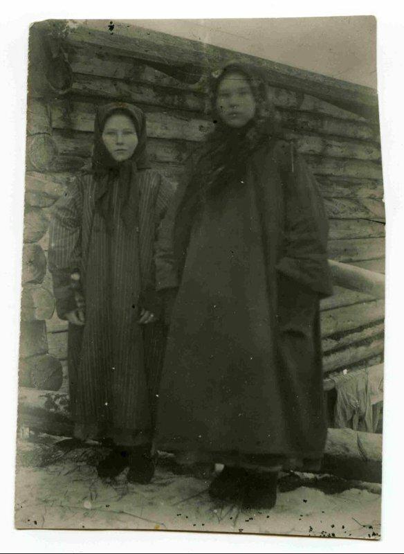 Жители Русского Севера в начале ХХ века