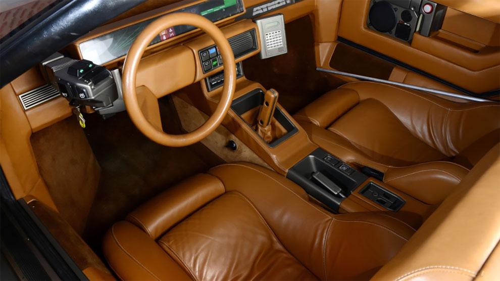 Lamborghini Athon, удивительный, но забытый концепт-кар 1980 года