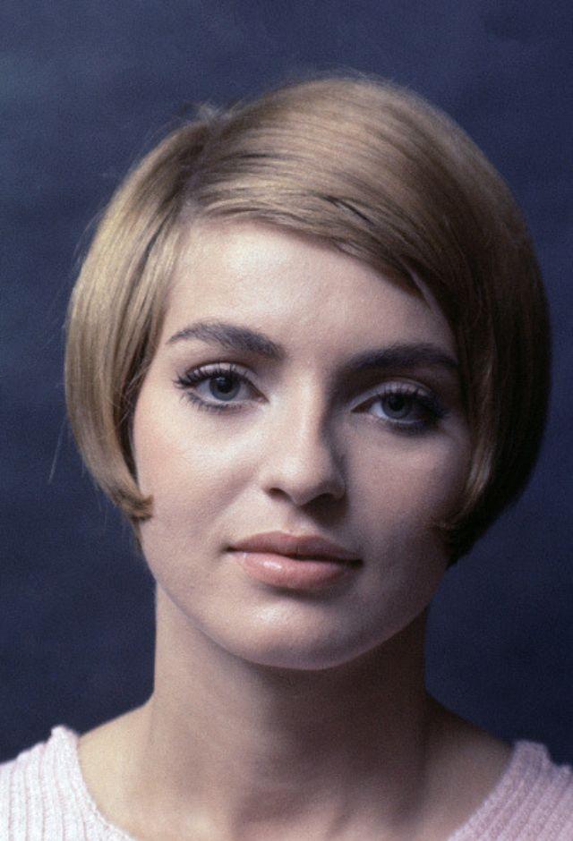 Великолепные фотографии Мари-Франс Пизье в 1960-х годах
