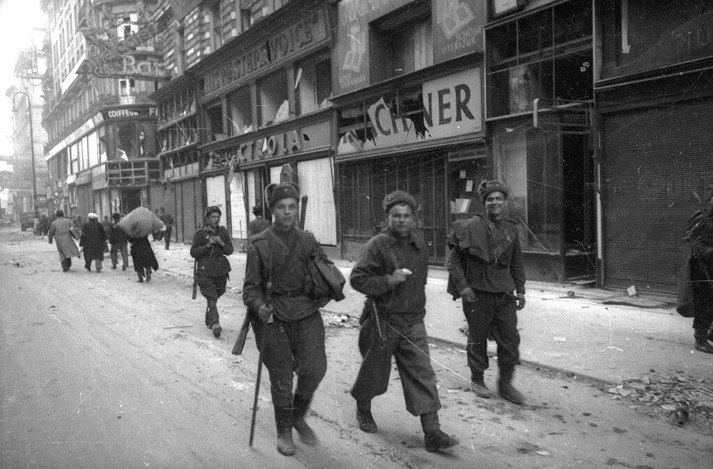 Советские солдаты (1930-1980-е годы)