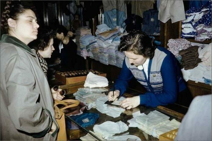 Магазины в СССР