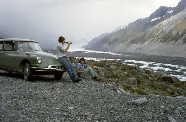 50 удивительных фотографий Новой Зеландии 1970-х годов