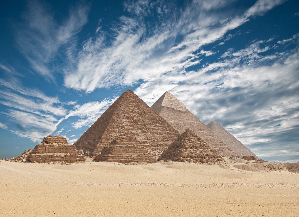 Занимательные факты о Египте