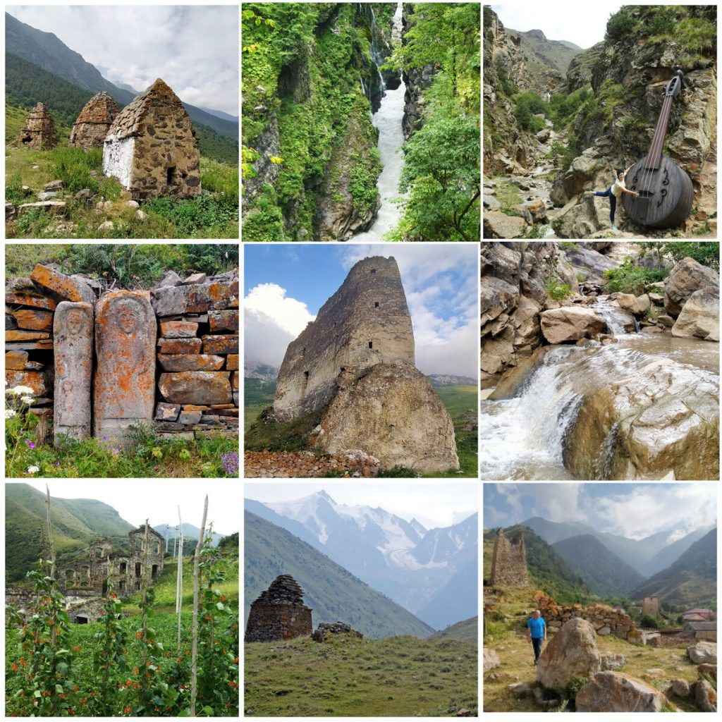Мачу-Пикчу Северной Осетии