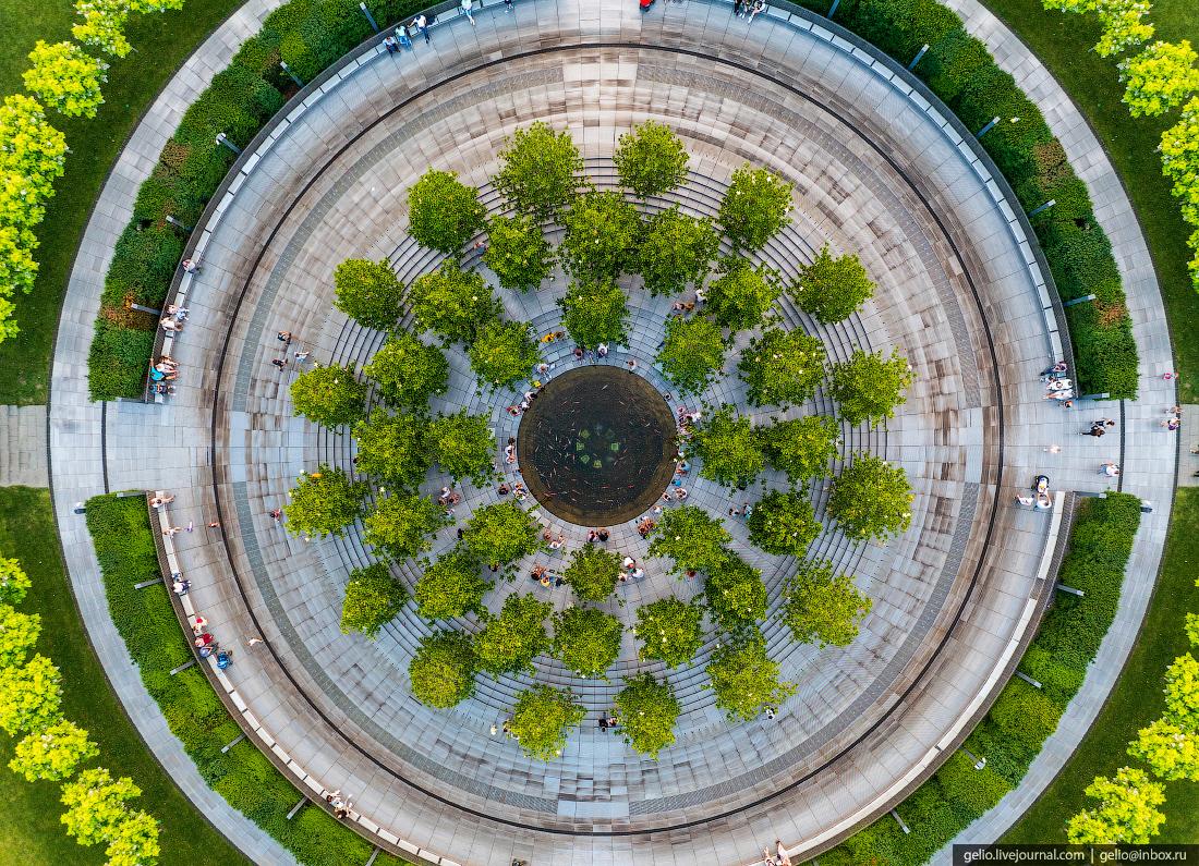 Парк Галицкого в Краснодаре по истине шикарное место