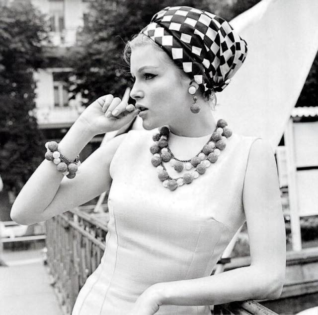 Чешская классическая красота: 40 потрясающих фотографий Ольги Щоберовой 1960-х годов