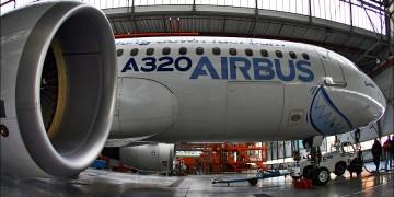 Самолёт Airbus А320