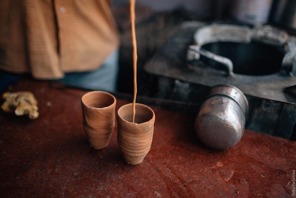 Масала: главный индийский чай