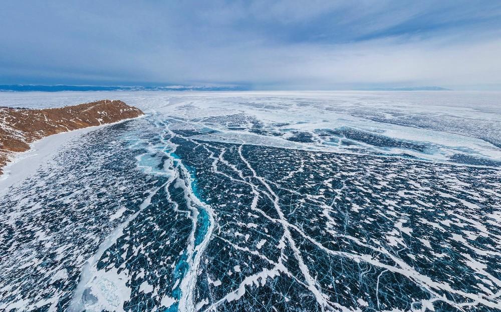 Байкал - Бурятия, Иркутская область (31 500 км²)