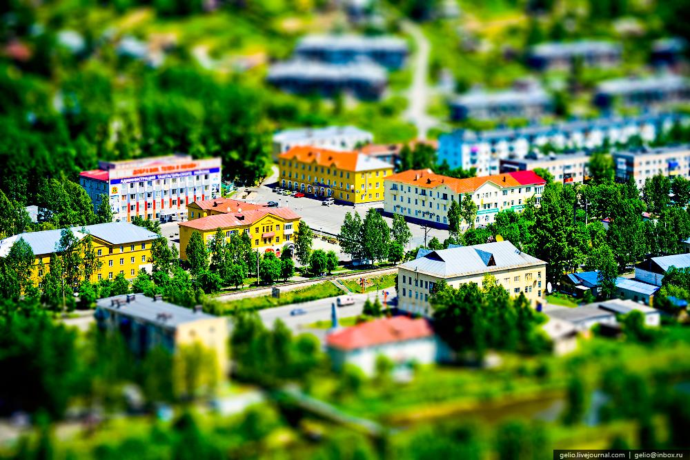 Таштагол — городок на Кузбассе