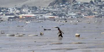 Разрушительные наводнения на севере Чили