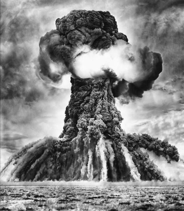 """""""Чаган"""" ядерное испытание - Россия, 1965 г."""