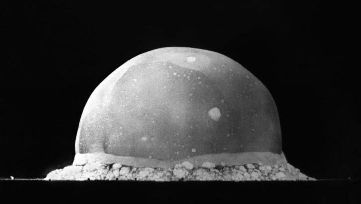 Тринити - Нью-Мексико, США, 1945г.