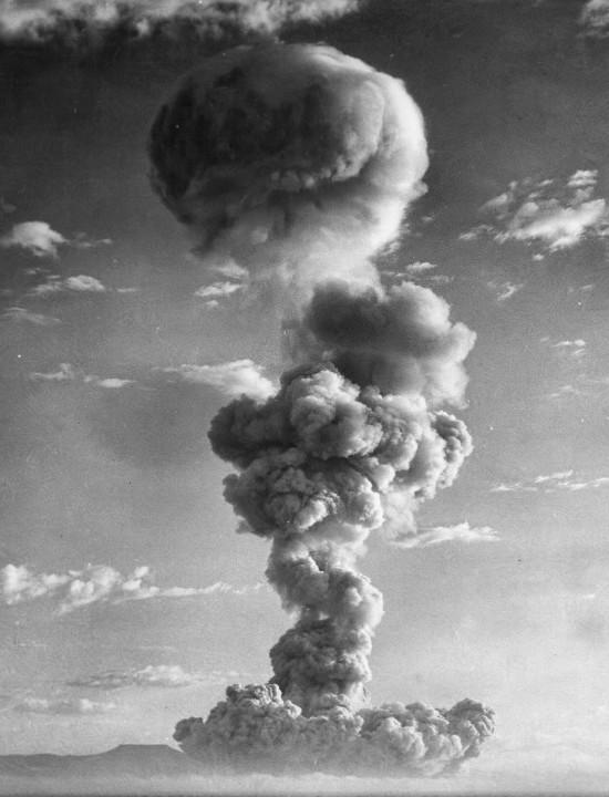 Операция Plumbob «Оуэнс» - Невада, США, 1957
