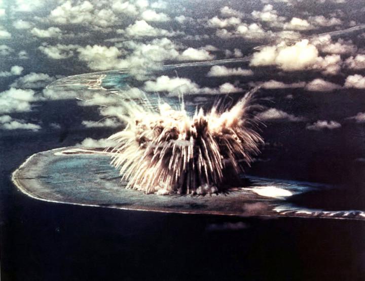 Операция «Редвинг» (Redwing) - тихоокеанский испытательный полигон, 1956г.