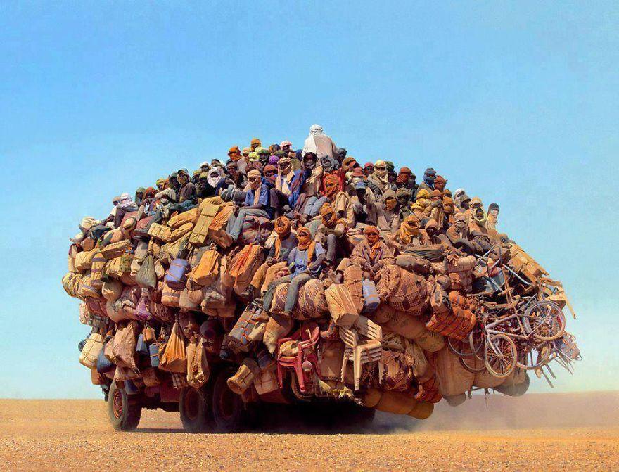 Где-то в Сахаре