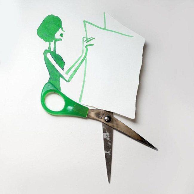 Дизайнер красивое искусство  Кристофа Нимана
