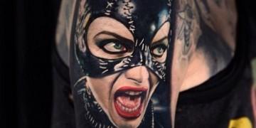 Герои фильмов в татуировках