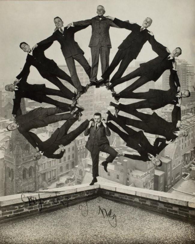 Безумные эквилибристы, Калифорния, 1930 г.