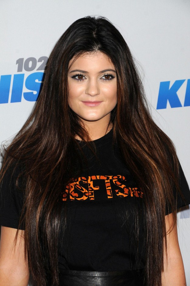 KIIS FM's 2012 Jingle Ball Held at Nokia Theatre L.A. Live - Arrivals Featuring: Kylie Jenner Where: Los Angeles, California, United States When: 03 Dec 2012 Credit: FayesVision/WENN.com